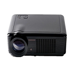 LED-66 HD 3D Home Projector Supports 1080P