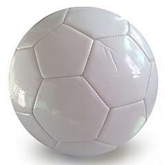 Football(Jaune Blanc Rouge,PVC)Haute élasticité Durable