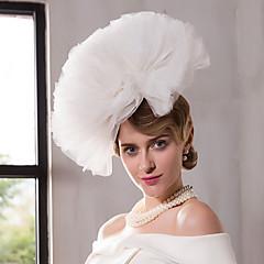 רשת כיסוי ראש-חתונה אירוע מיוחד חוץ קישוטי שיער כובעים חלק 1