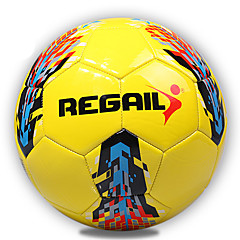 Football(Jaune,Polyuréthane)Haute élasticité Durable