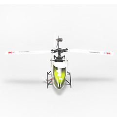 XK K100 BNF Brushless Helicopter Remote Control Six Passed No Propeller Aircraft Aircraft Model Unmanned Aerial Vehicle