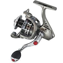 גלילי דיג סלילי טווייה 5.2:1 8 מיסבים כדוריים ניתן להחלפה דיג בים Spinning דייג במים מתוקים דיג קרפיון דיג בפתיון דיג כללי חכות וסירת דיג-