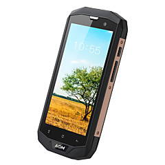 AGM AGM A8(US Version) 5.0 אִינְטשׁ טלפון חכם 4G ( 3GB 32GB Quad Core 13 MP )