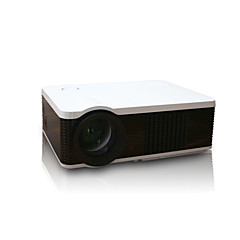 HTP førte-106 LCD 600 * 800 understøtter HD 1080p hjemmebiograf videoprojektor