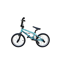 BMX Bike Kids' Bike Cycling Others 16 Inch Ordinary Fixed Steel Frame Non-Damping Monocoque Hard-tail Frame Anti-slip PVC Steel