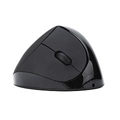 e23 ergonomische verticale gezond oplaadbare 2,4 GHz draadloze muis