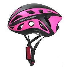 ספורטיבי לנשים אופניים קסדה 22 פתחי אוורור רכיבת אופניים רכיבה על אופניים PC EPS ורוד כהה