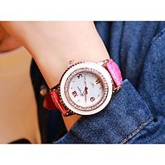 Damen Modeuhr Quartz Legierung Band Schwarz Weiß Blau Rosa Rose Weiß Schwarz Fuchsia Blau Rosa