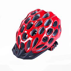 Unisexe Vélo Casque 39 Aération Cyclisme Cyclisme Cyclisme en Montagne Cyclisme sur Route Cyclotourisme Taille Unique Polycarbonate EPS
