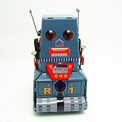Brinquedos de Corda Robô Metal Crianças