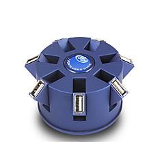 wudoumi wdm-93 7ポート高速USB 2.0ハブ
