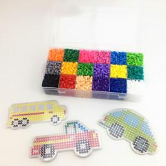 Sada na domácí tvoření Vzdělávací hračka Puzzle Kreslení Novinky a žertovné hračky Auto Autobus Náklaďák Plast EVA