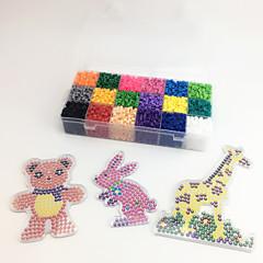 Sada na domácí tvoření Vzdělávací hračka Puzzle Kreslení Novinky a žertovné hračky Rabbit Ptáček Motýl Plast EVA
