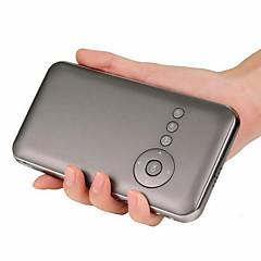 M6 dlp android 4.4 hd projektor rk3128 ram 1g rom 16g mini tragbare wireless