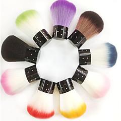 1pcs ongle synthétique poils pour la brosserie haut brillaient d'art (couleur aléatoire)