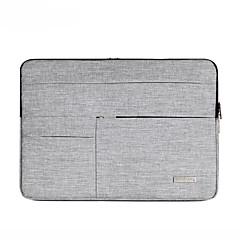 13.3 14.1 15.6 polegadas multi-bolso ultra-fino bolsa de computador notebook bolsa caso para superfície / dell / hp / samsung / sony etc