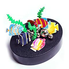 Magneettilelut 2 Pieces MM Lievittää stressiä DIY-setti Magneettilelut Opetuslelut Metalliset palapelit Executive lelut Puzzle Cube Gift