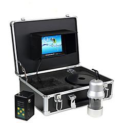 halradar 360 ° panoráma kamera, széles megtekintési szögű víz alatti halászat kamera DVR funkciót ingyenes 4GB-os SD kártya