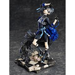 Anime Akciófigurák Ihlette Black Butler Ciel Phantomhive PVC 18 CM Modell játékok Doll Toy