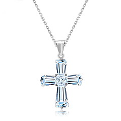 Women's Men's Pendant Necklaces Jewelry Jewelry Crystal Alloy Unique Design Fashion Euramerican Jewelry ForWedding Party Birthday