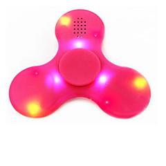 Vezeték nélküli Vezeték nélküli Bluetooth hangszóró Hordozható LED fény Mini