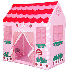 Szerepjátékok Fejlesztő játék Játszósátor Hobbi Ház Ruhaanyag