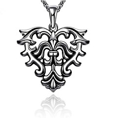 Herre Anheng Halskjede Smykker Smykker Titanium Stål Punkestil Smykker Til Daglig Avslappet 1 pakke