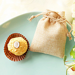 10 Stück / Set Geschenke Halter-Andere VließstoffGeschenkboxen Geschenktaschen Süßigkeiten Gläser und Flaschen Kuchenverpackung und Boxen