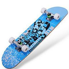 31 Inch Complete Skateboards Standardi Skateboards Vaahtera 608ZZ-Punainen Vihreä Sininen Kuvio