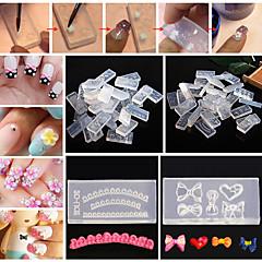 Nail Art Kits Nail Art Manikyyri Tool Kit meikki Kosmeettiset Nail Art DIY