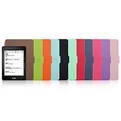 félénk medve ™ 6 inch bőr borítású esetben Amazon Kindle voyage 2014 e-könyv olvasó válogatott színes