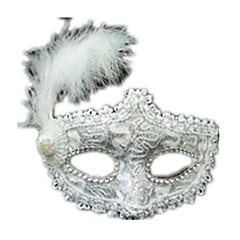 Halloweenské masky Sexy krajková maska Krajka Horor Téma Unisex