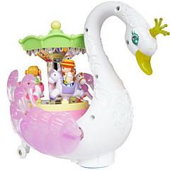 Brinquedos de Corda Cisne Plásticos Não Especificado 1-3 anos