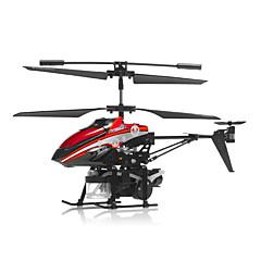 WL Toys V757 3.5-kanavainen Infrapuna RC Airplane 1 x Lähetin 1 x rc helikopteri 1 x Manual