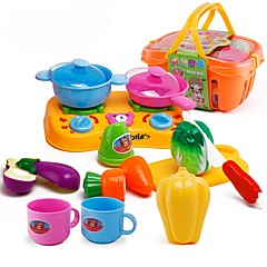 Toy kuchyňských sestav Toy Foods Hračky Other Chlapci Dívčí
