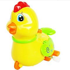 Brinquedos de Corda Galinha Animal Plásticos Não Especificado 1-3 anos