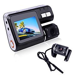 1080p 車のDVR 2.7 インチ スクリーン ダッシュカム