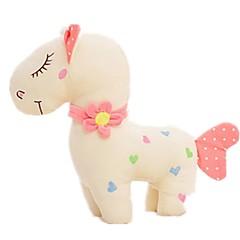 צעצועים ממולאים צעצועים סוס יוניסקס חתיכות
