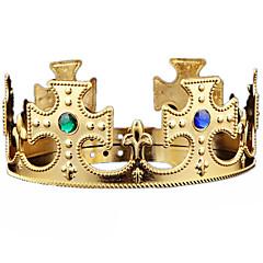 Halloween vánoční narozeninám krále koruny montované klenot šperk head gear cosplay carnaval maskaráda party kostým