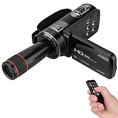 プラスチック ビデオカメラ 高解像度 屋外 屋内 パータブル タッチスクリーン