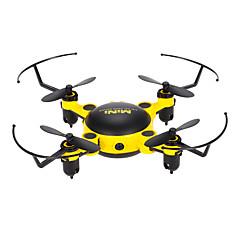 Drone KY901 2 Canais 2 Eixo Com 0.3MP HD Camera WIFI FPV Retorno Com 1 Botão Modo Espelho Inteligente Vôo Invertido 360° Posicionamento