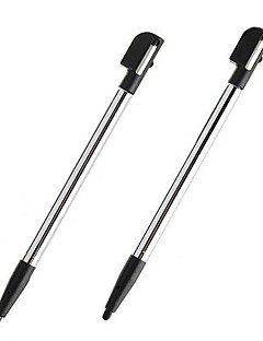닌텐도 DS 라이트를위한 개폐식 스타일러스 펜 (검은 색)