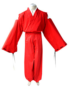 InuYasha - Inu Yasha - Kimono Frakke / Top / Hakama bukser