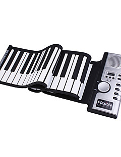 61-Tasten digitalen Roll-up-Soft-Tastatur Klavier mit midi