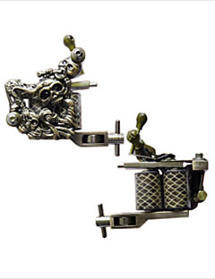 Empaistic Tattoo Machine - Steel Skull Frame