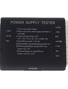 pc ATX + HDD + SATA strømforsyning tester
