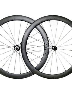 farseer-50mmcarbon fiber clincher road sykkel felgsett med n-serien