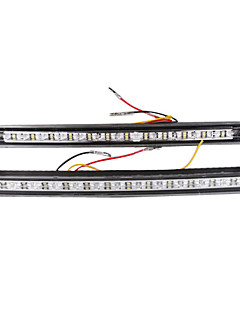 Car Daytime Running Light/Fog Light (2 PCS, 12 LED)