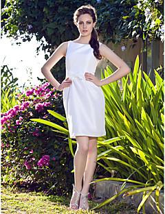 SHERAH - Vestido de Noiva em Tafetá