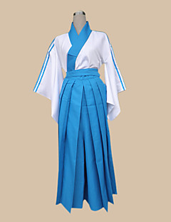 cosplay puku innoittamana Gintama shinpachi Shimura